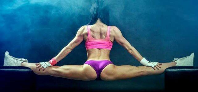 Упражнения по растяжке ног