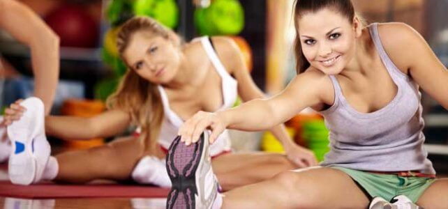 Как проходят занятия стретчингом?