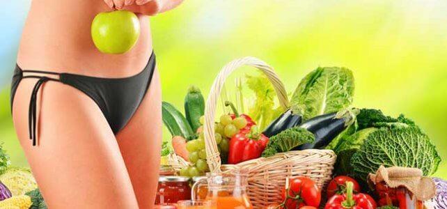 Как похудеть летом?