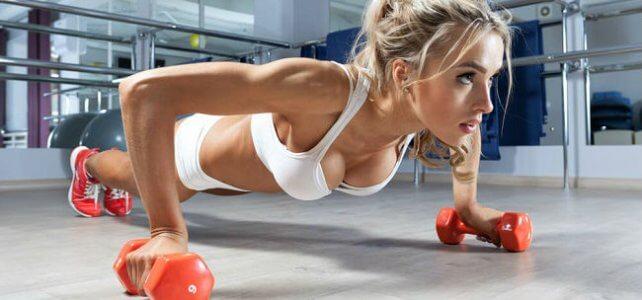 Эффективные упражнения для подтяжки мышц груди дома