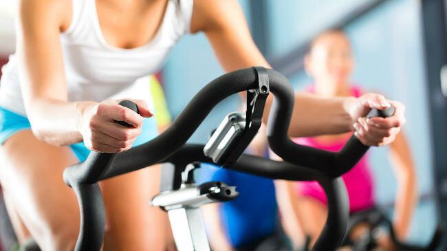 польза и эффективность от велотренажёра