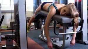 как расслабиться в фитнес зале и клубе