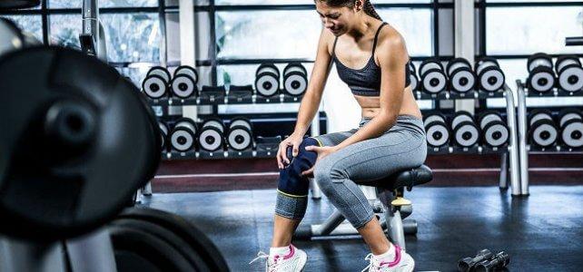 Травмы на занятиях фитнесом