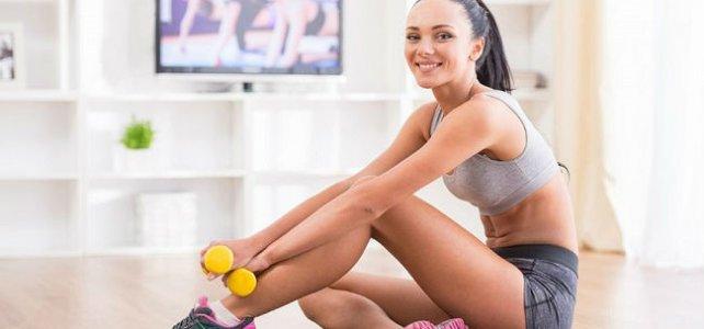 Как заставить себя ходить в фитнес зал?