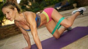 выбрать и купить фитнес-резинку
