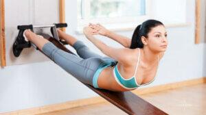 Упражнения на доске Евминова для спины