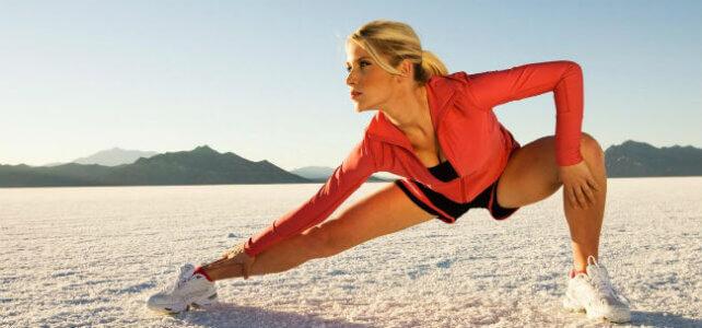 Как зимой заниматься спортом без риска для здоровья?