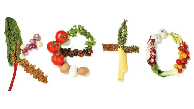 кето-диета и витамины