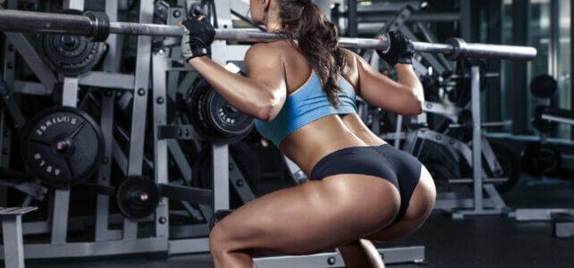 Чтобы похудеть и подсушится нужно выполнять это упражнение